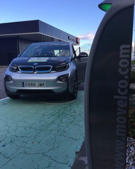 Movelco coches eléctricos