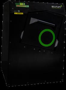 Armario cargador de las baterías