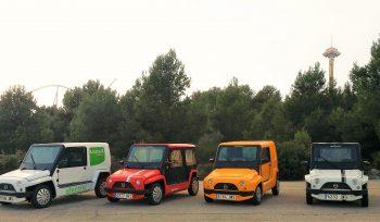 Vehículos eléctricos 4x4