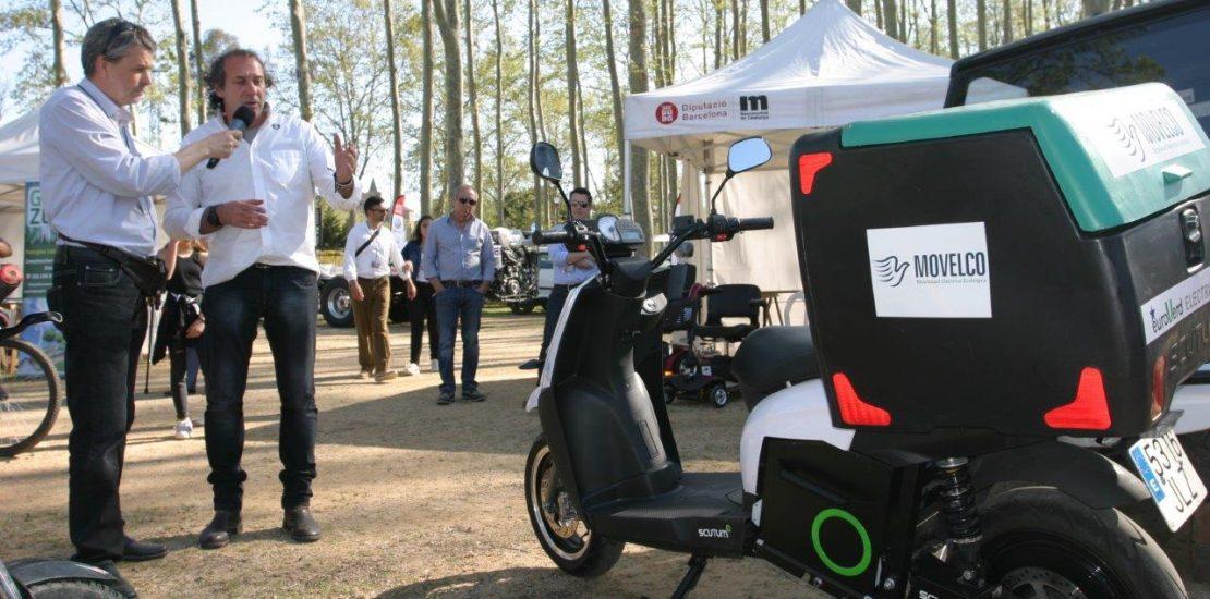 Presentacion Movelco E-Fira Tordera 2017