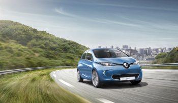 Renault Zoe el más vendido en 2017