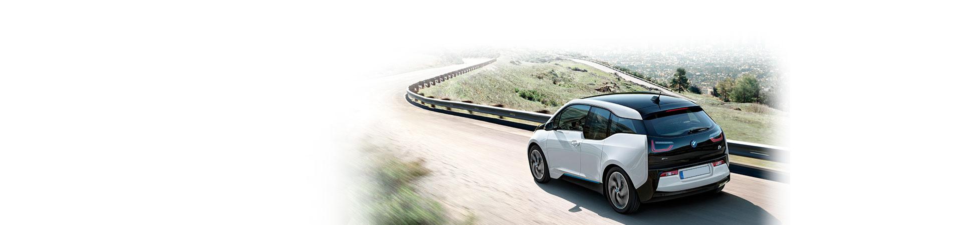 Coche eléctrico BMW en Movelco