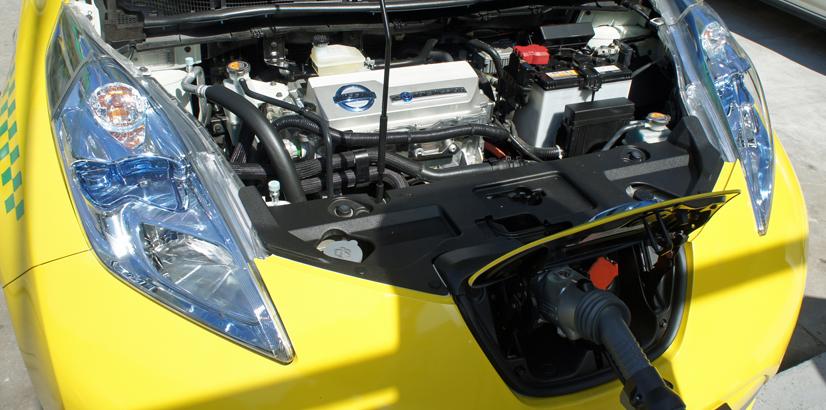 mantenimiento del coche eléctrico