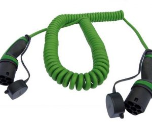 Cable para recarga de coche electrico tipo 2 a tipo 2