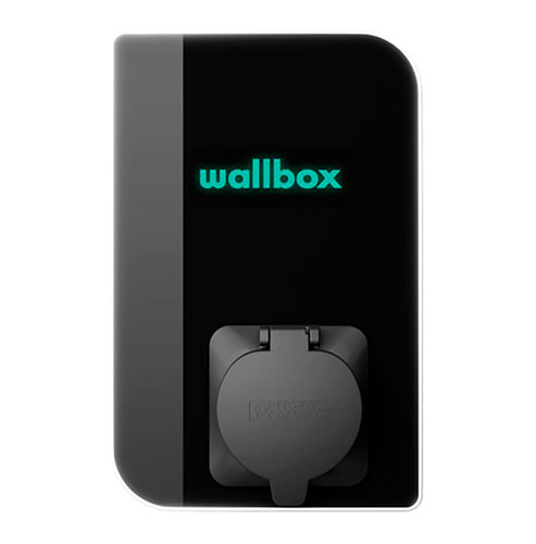 Cargador WallBox Copper SB 22kW